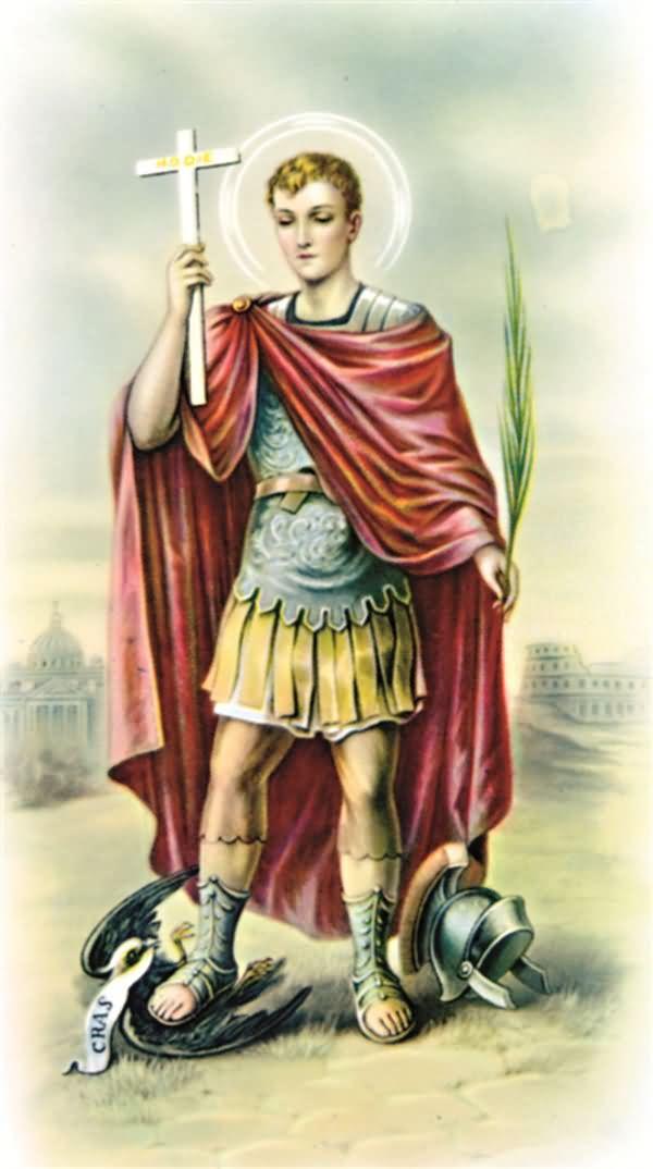 Svetac dana - Sveti Ekspedit iz Melitene - PUT-ISTINA-ŽIVOT