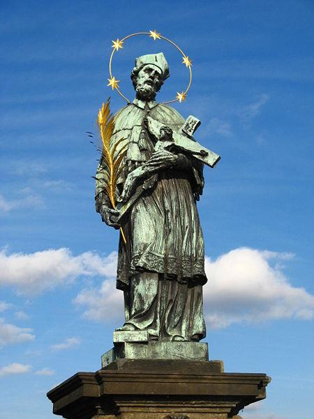 Svetac Dana Sveti Ivan Nepomuk Put Istina Zivot